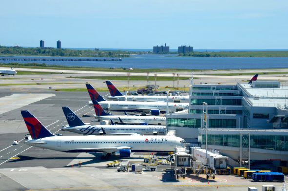 How will Delta respond to today's low-cost carriers?